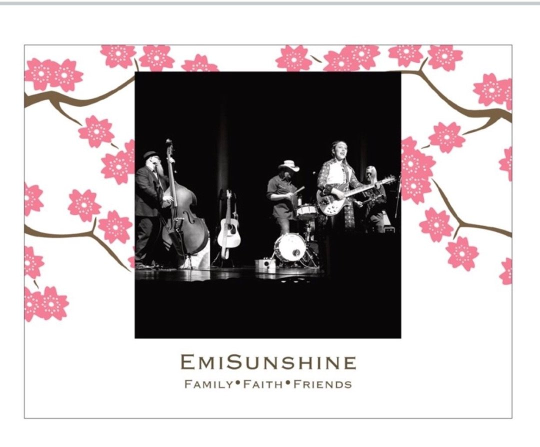 EmiSunshine Family Faith Friends 2018 Calendar ESFAM2018CAL