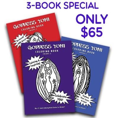 3 Book Special!