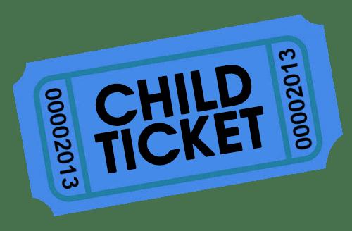 Child Ticket (Under 16) - Big Straw Bale Gathering 00001