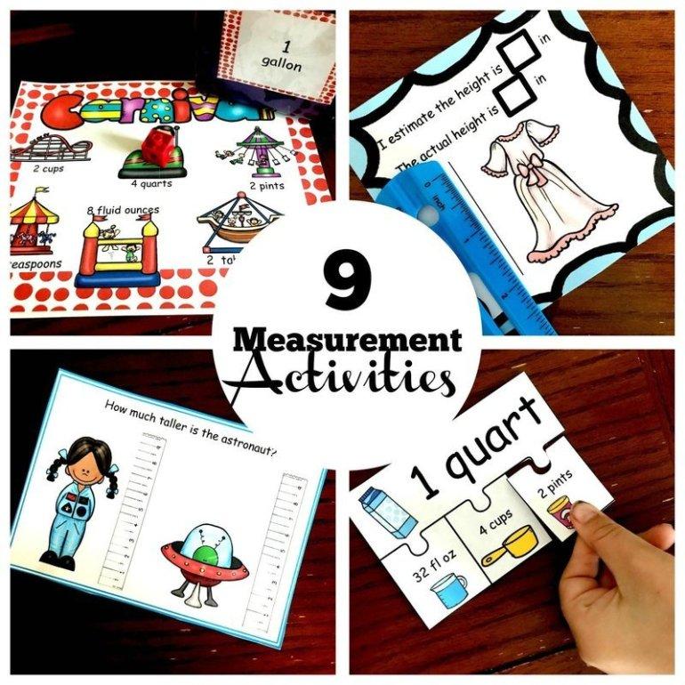9 Measuring Activities