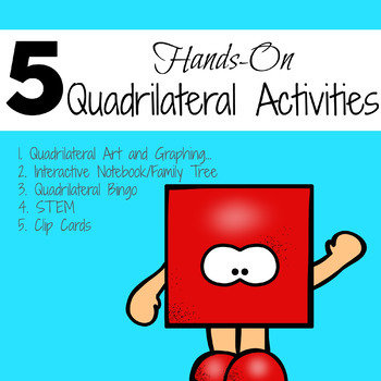 5 Quadrilateral Activities 00014