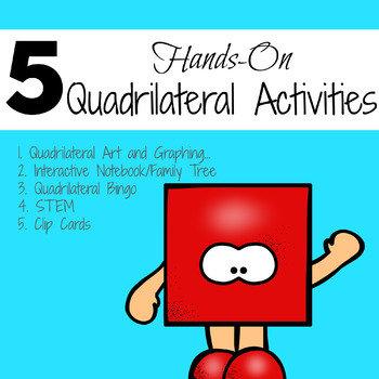 5 Quadrilateral Activities 00014