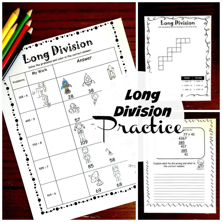 Long Division Practice 00022