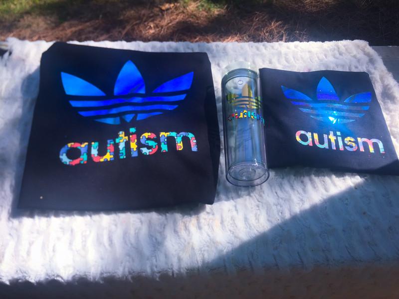 Autism Trefoil Tee