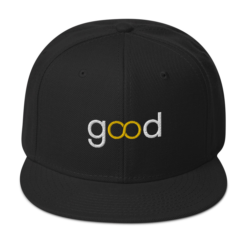 Good Forever Infinity Snapback Hat 00053