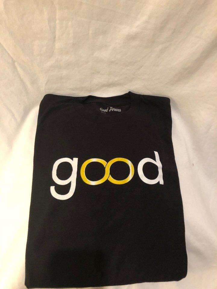 Good Forever Infinity Black Tee!!! On Sale 15.99 🔥🔥🔥🔥 00018
