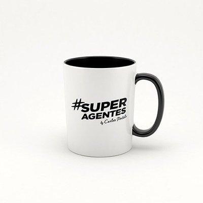Taza de Café #SUPERAGENTES