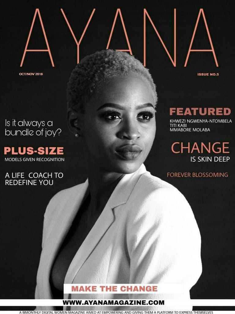 October 2018 - Issue 5 AYANA-5THED-311018
