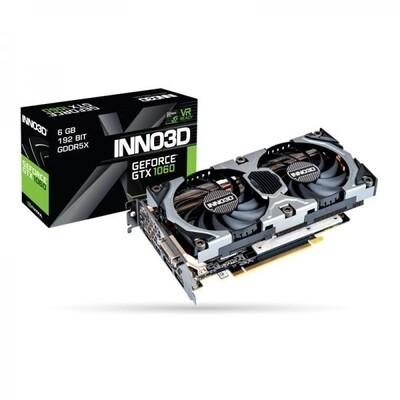 INNO3D 6GB GTX1060 Gaming Graphic Card