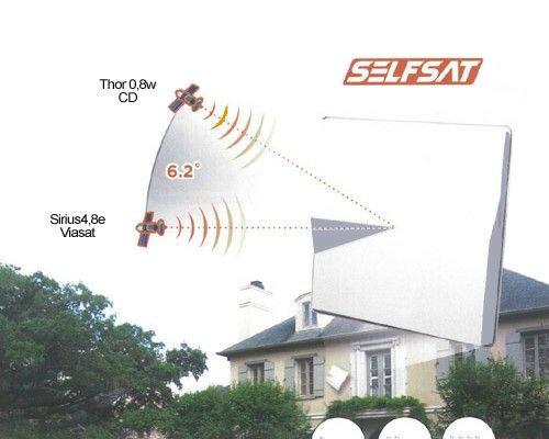 Selfsat H50
