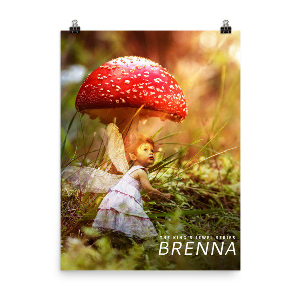 Brenna the Pixie Poster 00013