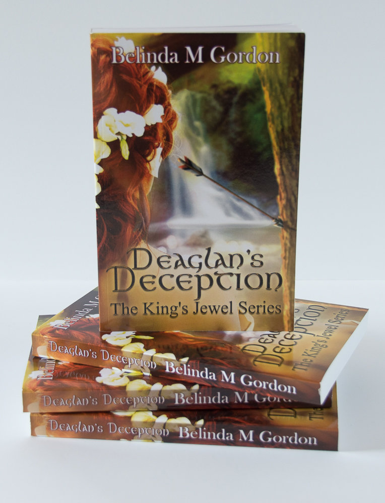 Deaglan's Deception (paperback)