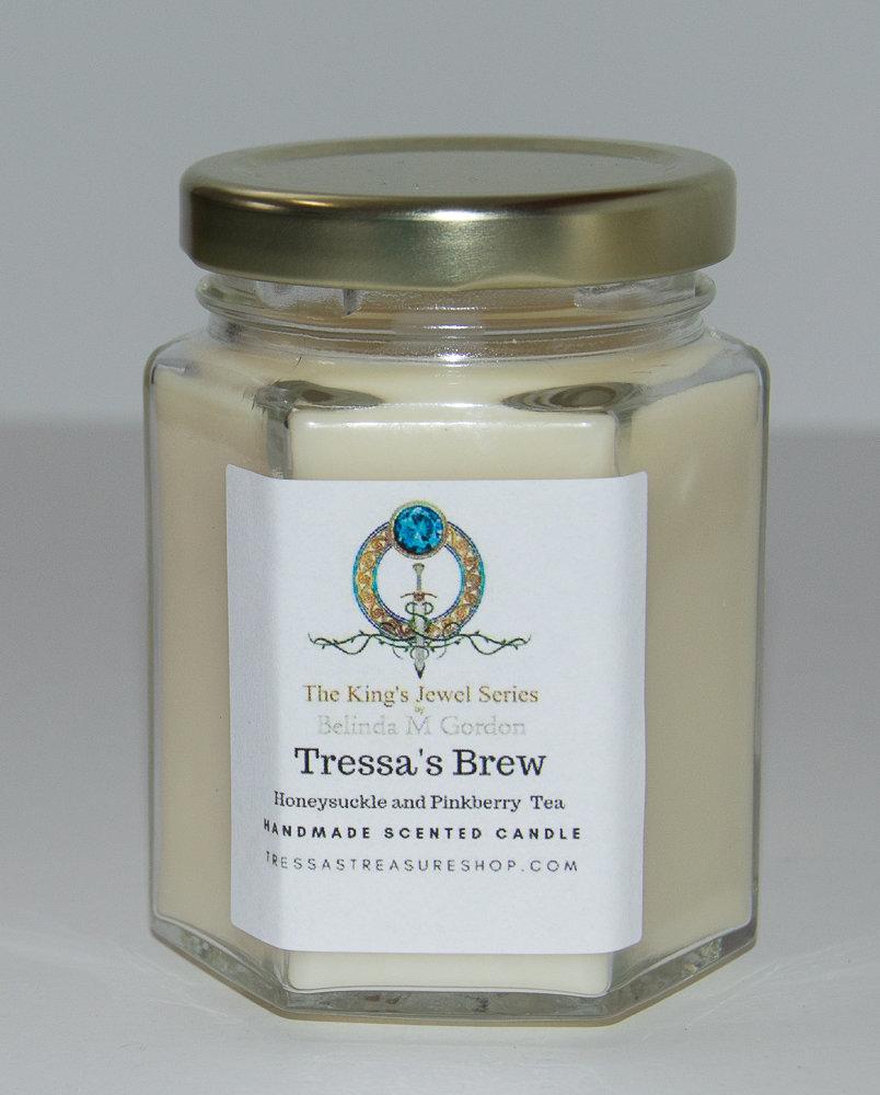Tressa's Brew Candle