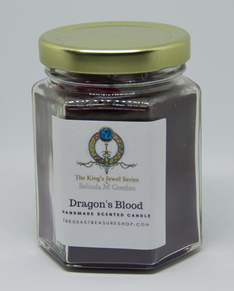 Dragon's Blood Candle 00006