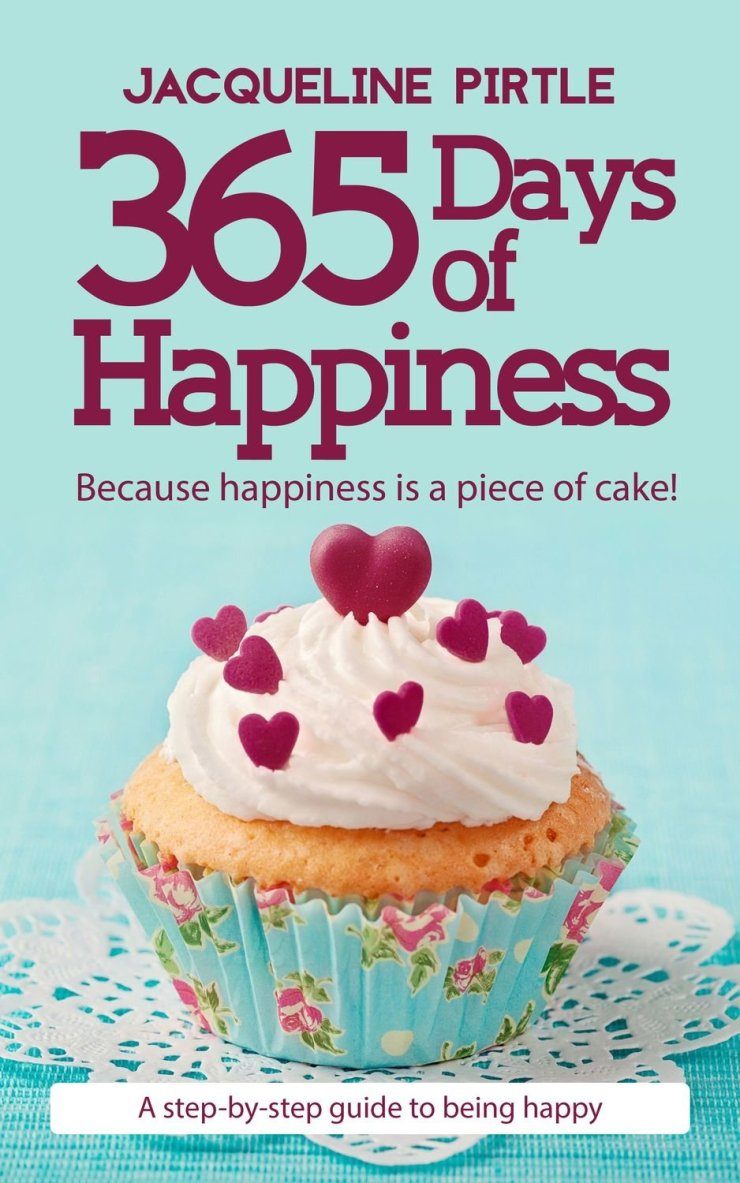 The Bestseller 365 Days of Happiness Paperback - Can Be Autographed if Desired