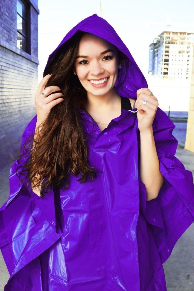 Rain Poncho Plus