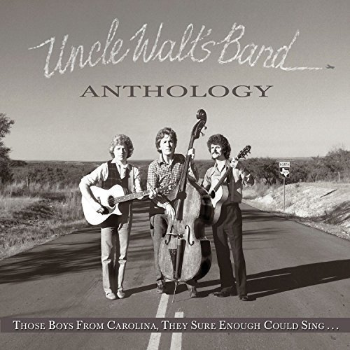 Anthology: Those Boys From Carolina, They Sure Enough Could Sing (CD)