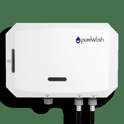 pureWash Pro | Detergent-Less Laundry System