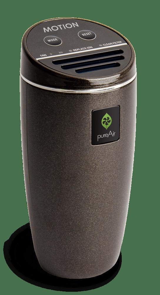 pureAir MOTION | Car Air Purifier