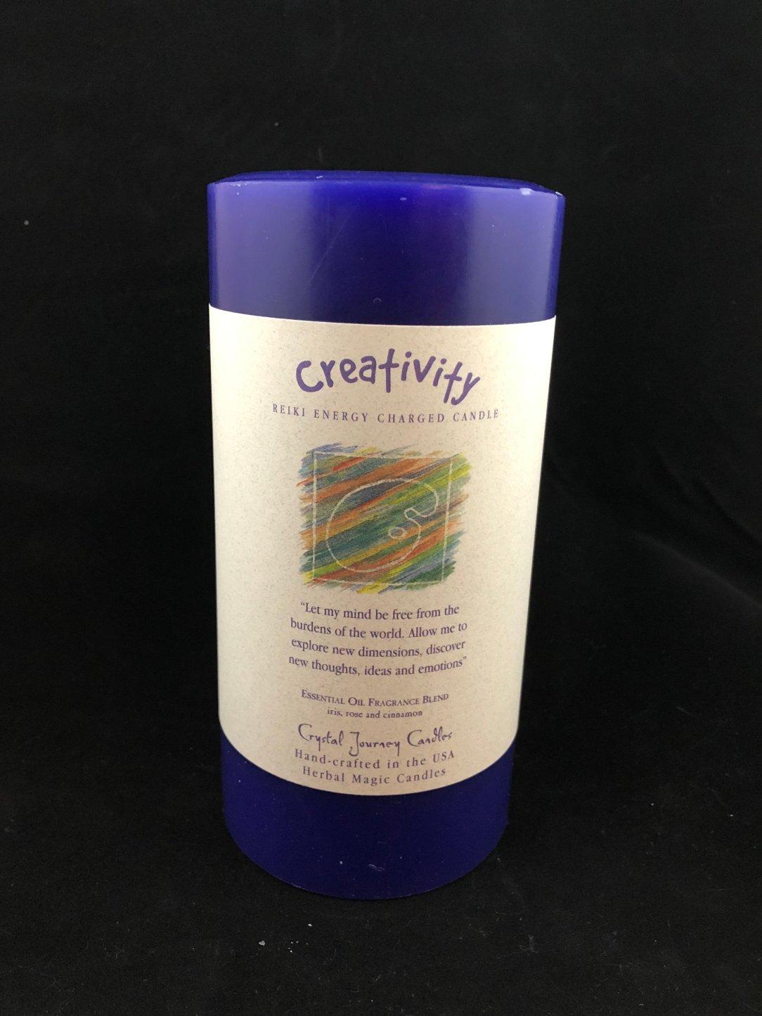 Herbal 3x6 Pillar - Creativity MP112