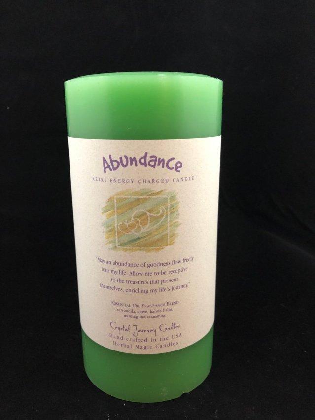 Herbal 3x6 Pillar - Abundance