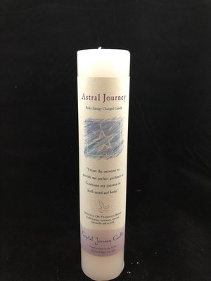 Herbal Magic Candle - Astral Journey (1.5