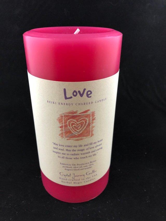 Herbal 3x6 Pillars Love