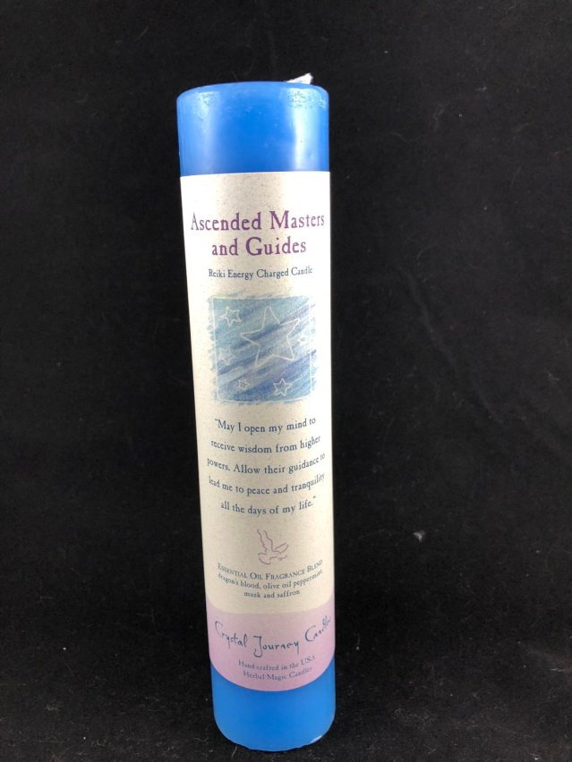 Herbal magic pillar- Ascended Masters and Guides