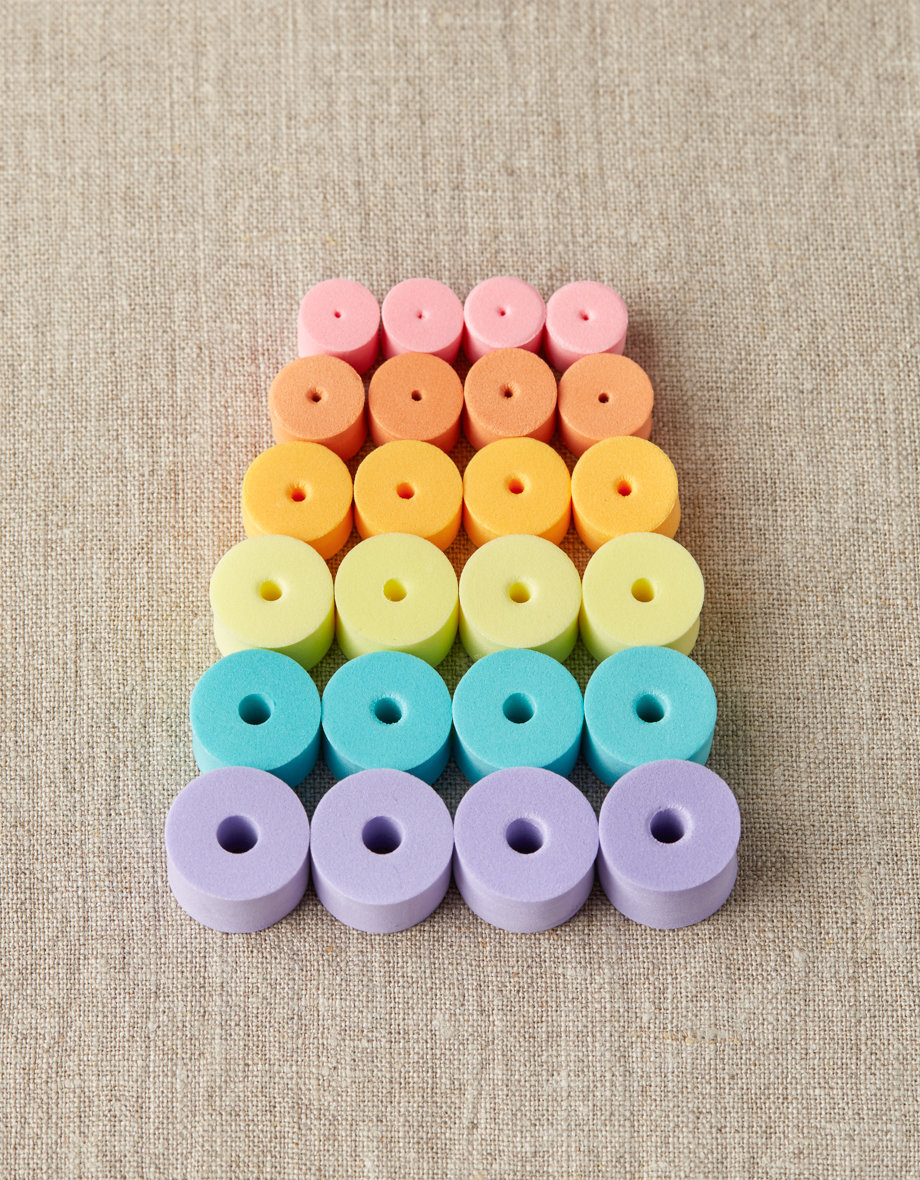 Cocoknits Stitch Stoppers - Colorful Y0GP2FVR0DH6G