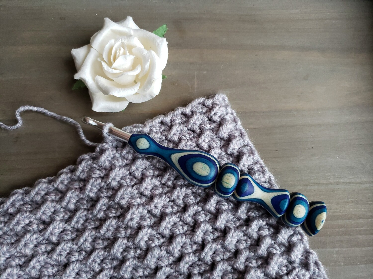 Copperhead Crochet Hook