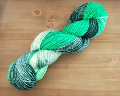 Emerald Isle Hand Dyed Yarn