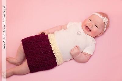 Addison Skirt Crochet Pattern