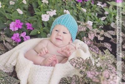 Brooke Beanie Crochet Pattern