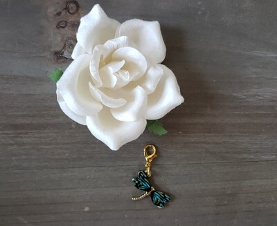 Dragonfly Stitch Marker