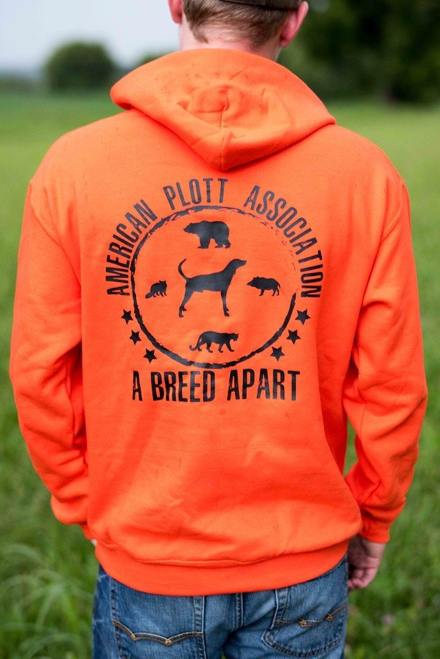 Hunter Orange APA Hoodie 00015