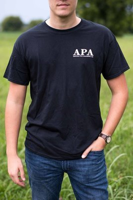Original black APA T