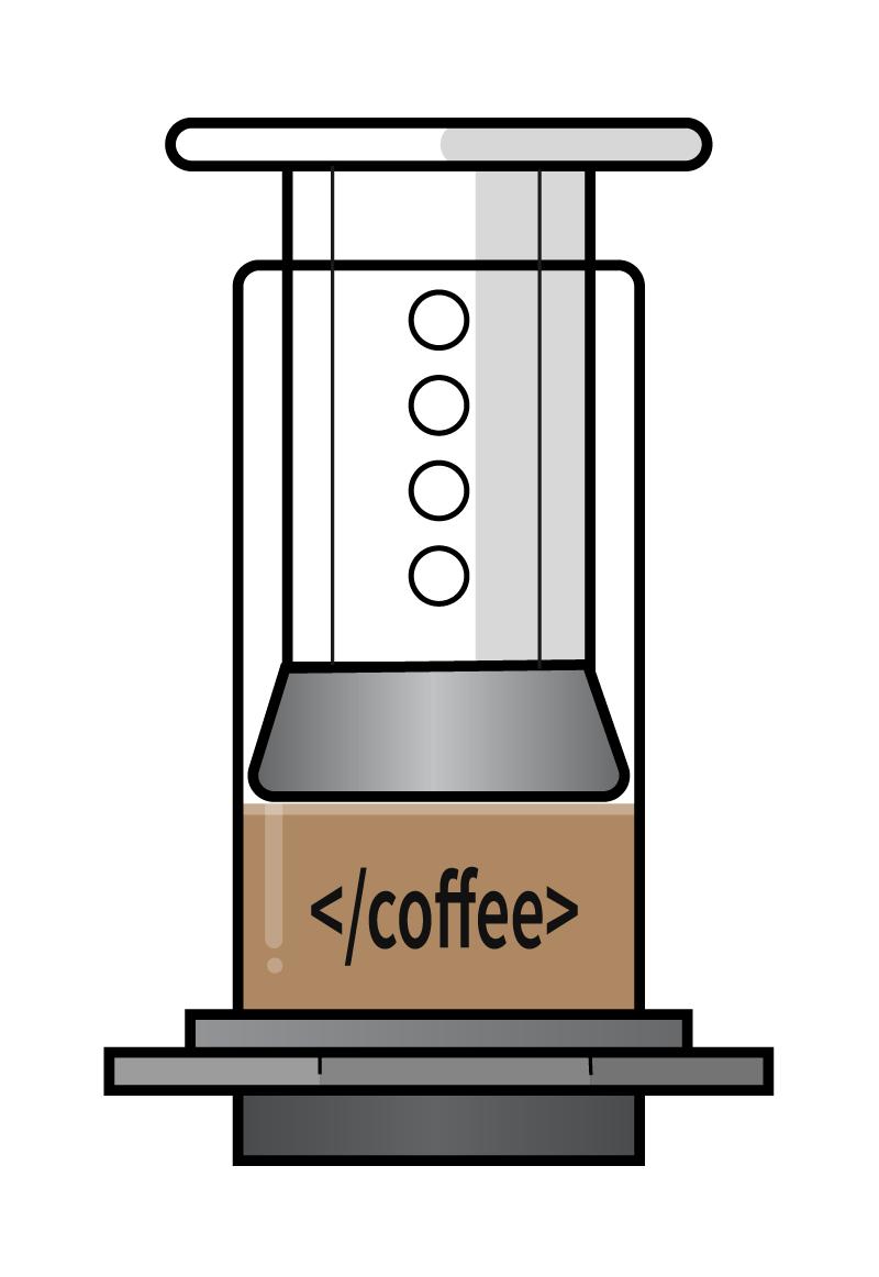 Coffee Sticker sticker-01