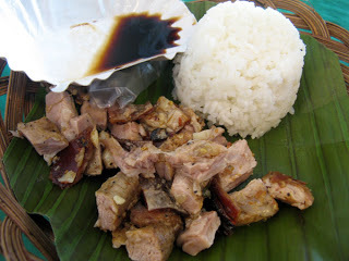 Lechon Belly with rice 00015
