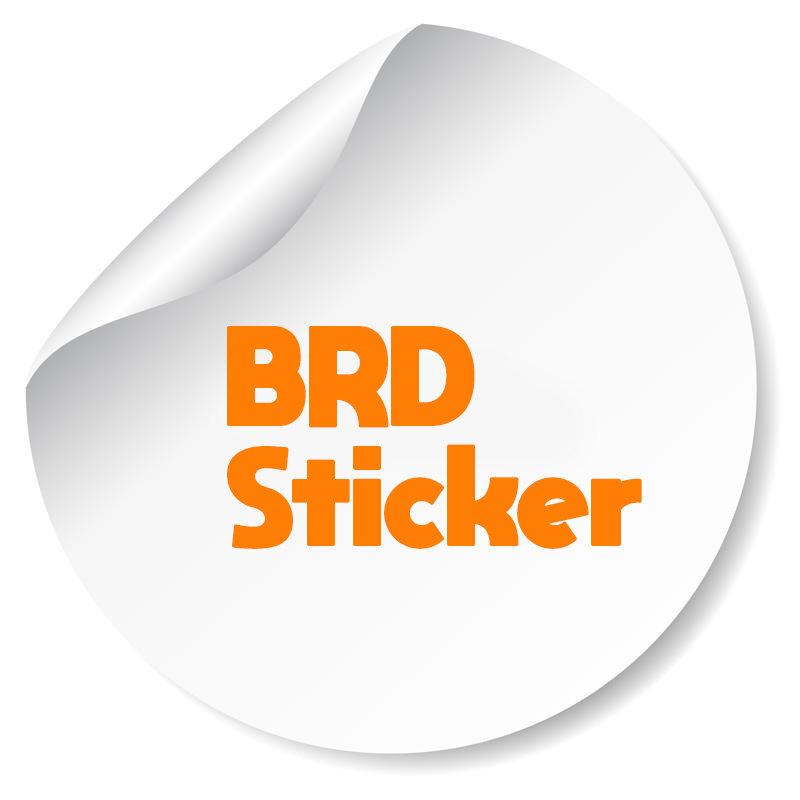 Stickers   Borderland Roller Derby