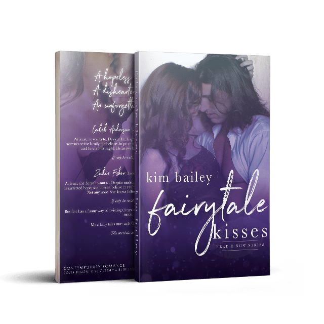 Fairytale Kisses Signed Paperback 00002