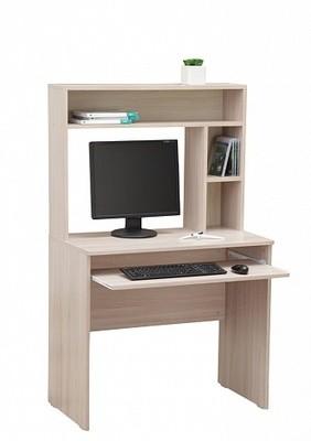 Стол компьютерный с настольной полкой 10.05 (845х485х1440)
