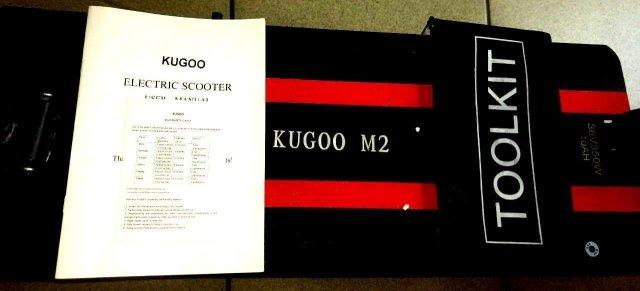 Электросамокат Kugoo M2
