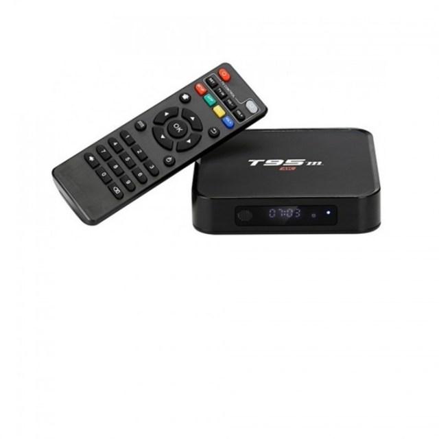 Смарт приставка OTT TV box Sunvell T95M 4k T95M