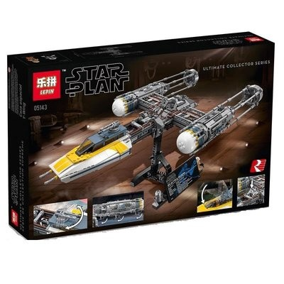 Купить конструктор Lepin Звёздный истребитель 05143