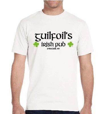 White Guilfoil's Logo Tee