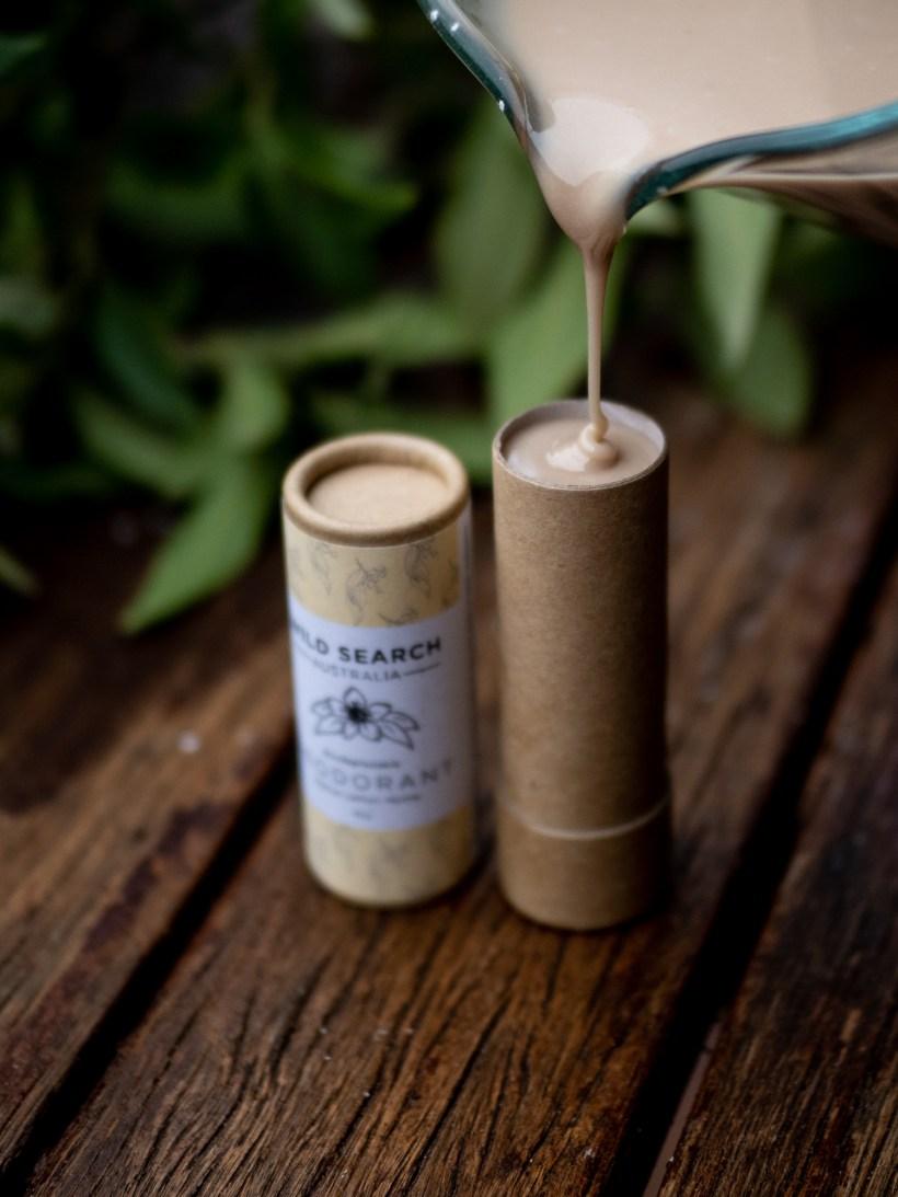 Biodegradable Deodorant Stick -Lemon Myrtle (40g) 00001