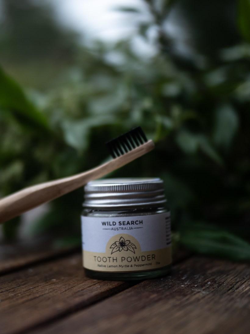 SAVE 15% - Lemon Myrtle VEGAN Range - Deodorant (60g), Tooth Powder (30g) and Body Scrub (80g)