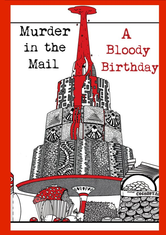 Murder in the Mail: A Bloody Birthday 00005