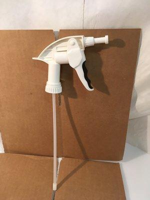 Trigger Sprayer White Blaster Foam