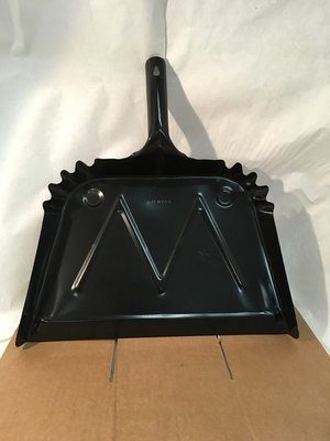 Dust Pan 16' Metal Black